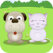 Silly Farm - Catch animals, furry animals, angry animals, build a farm
